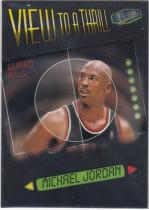 【YWD】1997-98 Fleer Ultra 乔丹 特卡