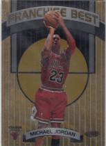 【YWD】1998-99 Bowman 乔丹 特卡