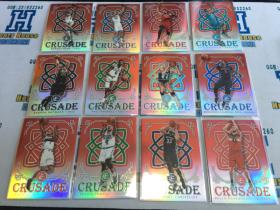 【HenryHouse卡店专卖】 panini excalibur 圣剑系列 12张红折限量99/打包 好多巨星 拉塞尔 韦斯特带队!!!!!mlg