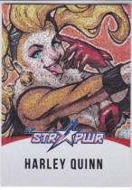 【Lucky球星卡店官方代拍-ZJ+0415】2018 CZE 寒武纪 DC 炮火佳丽 Harley Quinn 小丑女 STR PWR Star Power 特卡 大比例