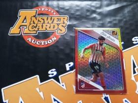 Y001《答案卡世界》拍卖 1819 donruss 杜蕾斯足球 马竞 迭戈 科斯塔 精英系列 金粉 限量 特卡 /75!