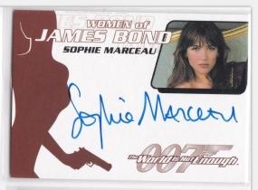 NBA球星卡 苏菲玛索 邦女郎 签字签名卡 panini 1962-2002