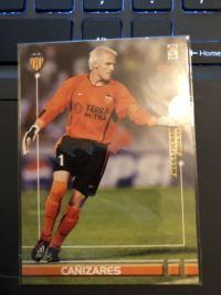 5张打包 2003-04西甲 瓦伦西亚 卡尼萨雷斯 阿尔贝尔达 巴拉哈 阿亚拉 奥利维拉 西甲冠军阵容 巅峰瓦伦 附送04赛季阿尔贝尔达