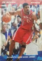【1118】<<苏州卡通球星卡>> 2005 口香糖 系列 JERSEY 球衣 JIM JACKSON