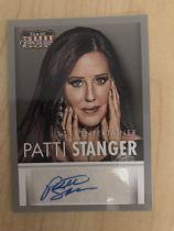 美国名人系列 大比例 Patti Stanger 演员签字 凑套必备 ebay有价
