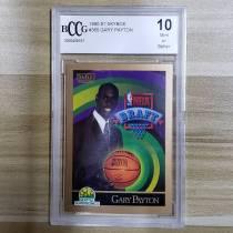【23ING官方代卖】9091Skybox 系列 超音速队 手套 加里佩顿 新秀卡 BCCG10分 ebay有价  KT9549