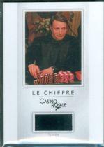 电影 007 James Bond 詹姆斯邦德 米科尔森 Le Chiffre 实物卡 戏服