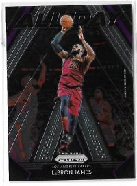 NBA球星卡  Prizm系列 ALL DAY 詹姆斯 屠龙 特卡