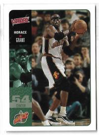 NBA球星卡 老卡 公牛队 回忆 霍勒斯·格兰特