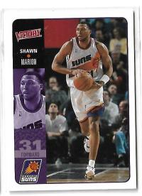 NBA球星卡 老卡 肖恩 马里昂
