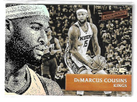 NBA球星卡  AFICIONADO系列 考辛斯