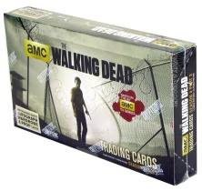 AMC The Walking Dead Season 4 Part 2 Trading Cards Box (Cryptozoic 2016) 行尸走肉 第4季 1盒
