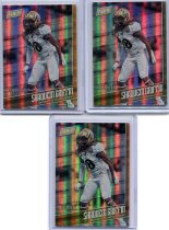 2018 PANINI FATHER'S DAY Shaquem Griffin 3张打包 限量 399编