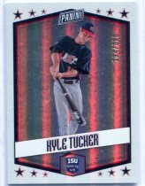 2018 PANINI FATHER'S DAY 凯尔-塔克/Kyle Tucker 限量 184/399
