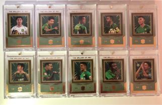 2019 DAKA 北京国安 全套油画卡!!限量10张,平均3箱才出一张的卡,市场上唯一的一套!