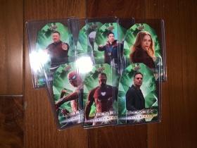 【馒头拍卖】复仇者联盟 3 宝石 钻石卡 时间宝石 一套7张 实卡美 凑套必备