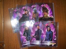 【馒头拍卖】复仇者联盟 3 宝石 钻石卡 力量宝石 一套7张 实卡美 凑套必备
