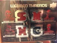 UPPER DECK UD 漫威 超级英雄 蜘蛛侠 四窗 实物 超少见!漫威新一代领军人物 霍兰德
