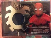 蜘蛛侠:归来 实物衣料卡 汤姆 霍兰德