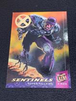 2018 X战警 1994年回购卡 哨兵 限量 33/50 一盒一张 稀有!漫威迷凑套收藏必备!Fleer ultra X-men Sentinels