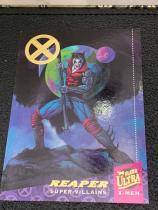 2018 X战警 1994年回购卡 Reaper 限量 44/50 一盒一张 稀有!漫威迷凑套收藏必备!Fleer ultra X-men Reaper