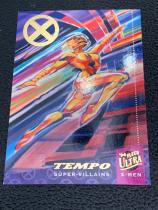 2018 X战警 1994年回购卡 Tempo 限量 14/50 一盒一张 稀有!漫威迷凑套收藏必备!Fleer ultra X-men Tempo
