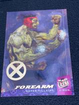 2018 X战警 1994年回购卡 Forearm 限量 06/50 一盒一张 稀有!漫威迷凑套收藏必备!Fleer ultra X-men