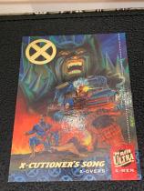 2018 X战警 1994年回购卡 X-cutioner's Song 限量 39/50 一盒一张 稀有!漫威迷凑套收藏必备!Fleer ultra X-men