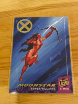 2018 fleer ultra X-Men X战警 94年回购卡 限量 26/50 月星 漫威迷必收!Moonstar