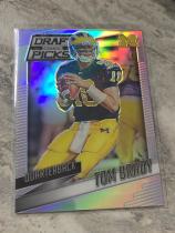 nfl 橄榄球Tom Brady ncaa 密歇根大学 折射卡