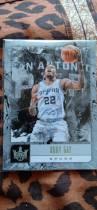 NBA球星卡 鲁迪盖伊 panini 18-19油画 1编 1of1卡面完美 集套必备