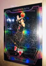 2018-19 Panini Obsidian 篮球 扎克·拉文 /49编黑曜石特卡打包!公牛主力后卫!稀有sp!13记三分记录 平汤普森 !专收必备!