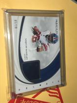 NFL 橄榄球 纽约巨人 年轻超跑 Saquon Barkley 巴克利 ,头盔卡,卡片巨厚,10张限量。