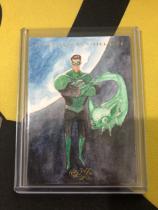 【盒爆工厂代拍】CZX DC超级英雄与恶棍 绿灯侠 手绘 盒子超贵 高端 精美 出价前请详细阅读宝贝描述 请在三天内付款