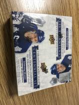 2017 Upper Deck toronto maple leafs 多伦多枫叶centennial box 100周年 纪念版本 原装盒 一盒未开封✨