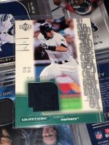 2002 UD ovation 棒球 MLB 水手队 铃木一郎 Ichiro 新秀第一年球衣卡