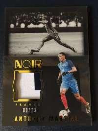 2016-17 Panini Noir 诺尔 元年 彩色镜面patch 法国 马夏尔 25编 选图优美凑套必备