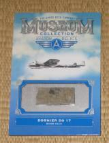 2018 goodwin museum 二战航空实物切片 道尼尔 DO 17 德军主力轰炸机