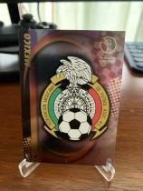 帕尼尼 2002世界杯 墨西哥 队徽特卡 微瑕疵 稀有 支付宝21995919@qq.com