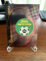 帕尼尼 2002世界杯 中国 队徽特卡 微瑕疵 稀有 支付宝21995919@qq.com