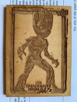 漫威 银河护卫队 小树人 SP卡 木片卡 UD 复仇者联盟