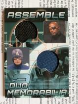 漫威 复仇者联盟1 美国队长 美队 局长 Nick Fury UD