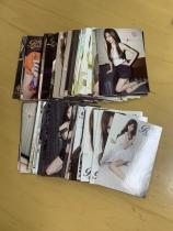 2010 COSMOS 台湾女艺人 林苇茹 收藏卡 全套72张