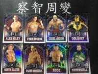 WWE 摔跤 ♀️锡安 迈克尔 艾吉 EDGE 小矮人 8张不重复 凑套收藏必备 卡淘少见 eBay有价