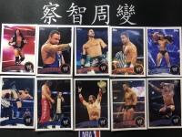 WWE 摔跤 ♀️ 艾吉 EDGE 巨人 卡里 米兹 10张不重复 凑套收藏必备 卡淘很少见 eBay有价