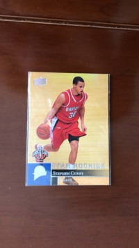 库里 Curry 2009-10 Upper Deck SP RC