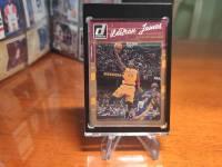 詹姆斯科比同框卡片,具有收藏价值,湖人剑指总冠军