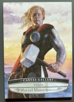 2020漫威大师MP 油画画布卡 雷神索尔 一盒1-2张 超美!质感超棒!漫威迷绝对不能错过!MP160