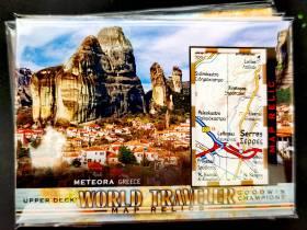 古德温 Goodwin 世界地图 世界旅行卡 希腊 古文明 米特拉岛