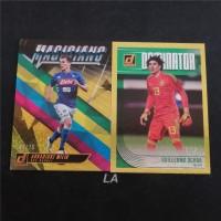 【LA拍卖】18-19 Panini Donruss 足球  阿卡迪乌斯·米利克 吉列尔莫·奥乔亚 特卡 /75 2张打包 LBJ
